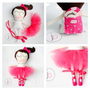 Bree the Ballerina - Jessica Dolls