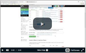 Pretty Link Button Video Walk Through