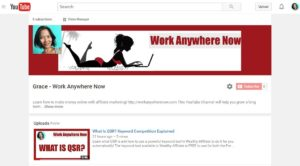 Work Anywhere Now's YouTube Channel