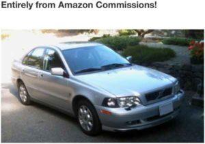 Amazon Bought Me A Volvo!