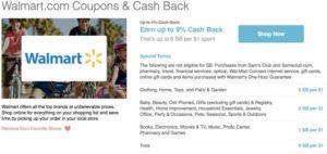 Swagbucks - Walmart
