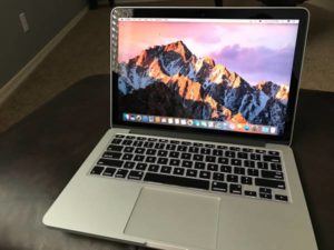 """2015 13"""" MacBook Pro"""