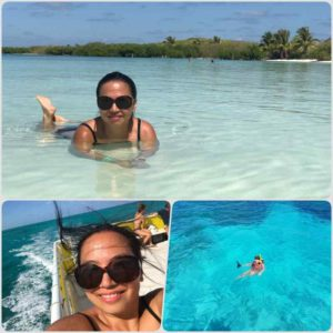 Swimming with the Sharks & on Isla Contoy