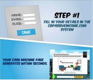 CB Passive Income Step 1