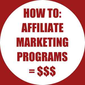 Those companies can then approve your right away, or take some time to review your website and approve/disapprove as they determine. Once you are approved, then you can get the affiliate links to start promoting.