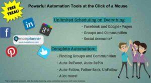 Mass Planner best social media automation software