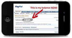 Paid Social Media Jobs PayPal