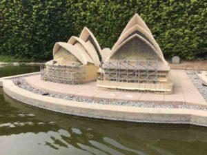 Sydney Symphony in Legos