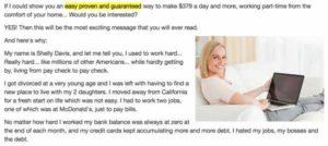 Total Income Answer Same Program Elsewhere Shelly Davis