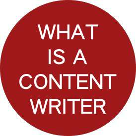 What Is A Content Wrtiter?