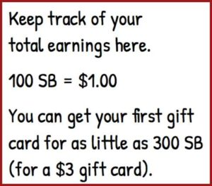 swagbucks how to redeem