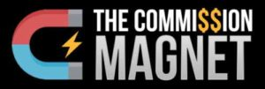 Commission Magnet Logo