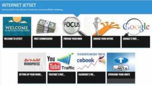 Internet Jetset Video Course