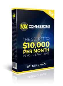 10X Commissions Product