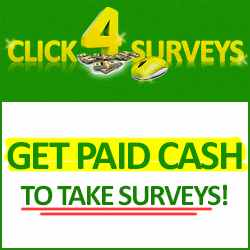 Click 4 Surveys logo