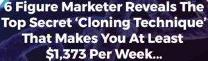 Clone My Commissions $1,343:week