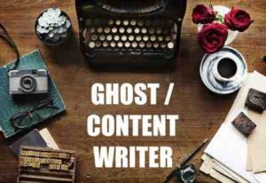 Ghost / Content Writer