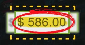 2 Day Profits make $586 a day