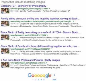 EZ Money Team Fake Testimonial Sarah on Google