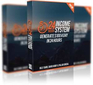 24Hr Income System Products