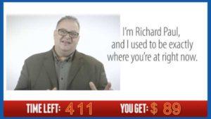 Countdown To Profits Owner Richard Paul