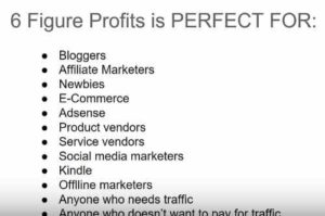 6 Minute Profits Video Shows Old Product Name