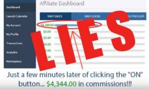 Affiliate Millionaire Club Auto Website