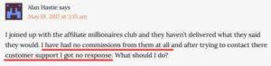 Affiliate Millionaire Club Real Testimonials 2
