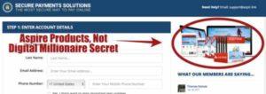 Digital Millionaire Secret Aspire Digital Altitude