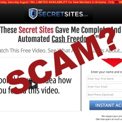 Is My Secret Sites A Scam?