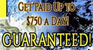 My Residual Profit up to $750 a day guaranteed