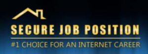 Secure Job Position Logo