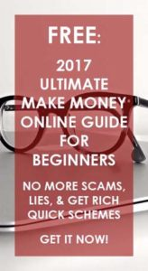 Free Ultimate Make Money Online Guide For Beginners