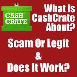 What Is Cash Crate About? Scam Or Legit & Does It Work?