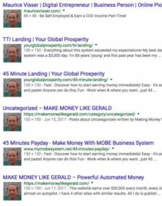 Automated Daily Income fake testimonies