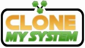Clone My System Logo