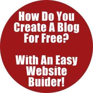How do you create a blog for free