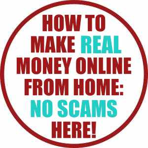 How to Make Real Money Online From Home, No Scams here!