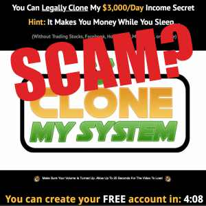 Is Clone My System A Scam