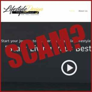 Is Lifestyle Design International A Scam