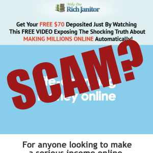 Is Mike Dee Rich Janitor A Scam