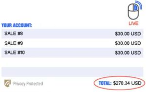 One Click Pay Day Fake Results