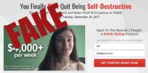 Seven Figure Profit Code Fake Testimonies 2