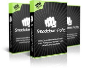 Smackdown Profits products