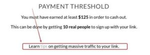 Teens Earn Cash Learn Tips is a lie