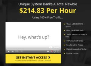 The Awakening Sales Page
