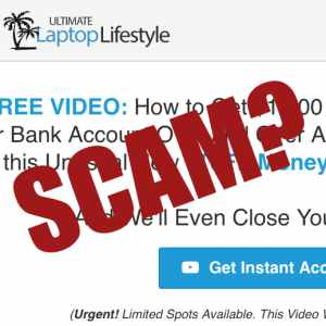 is Ultimate Laptop Lifestyle a scam