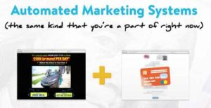 Daily Income Method automated marketing system