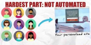 Daily Income Method's hardest part not automated