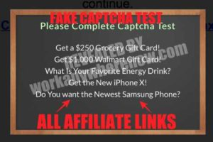Fix Monthly Income Fake Captcha Test
